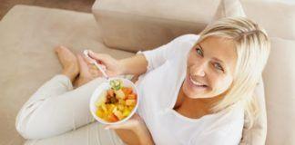 dieta menopausia