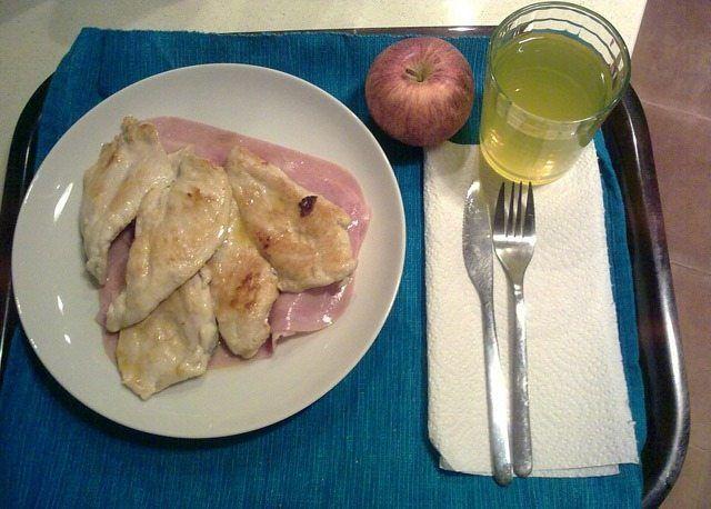 dieta blanda