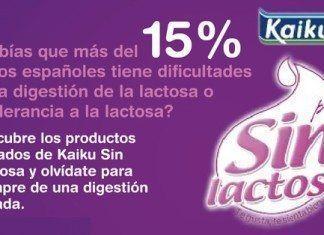 kaiku sin lactosa