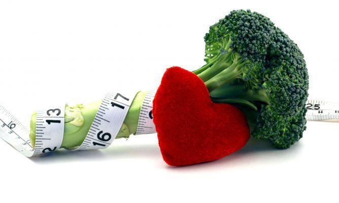 dieta cardiosaludable