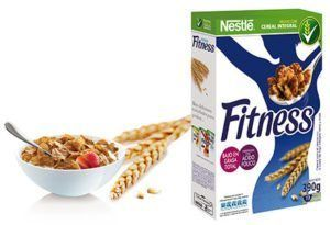 cereales fitness nestle