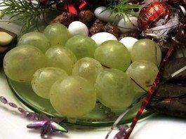 12 uvas nochevieja