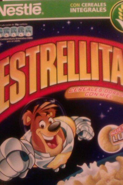 cereales estrellita nestle