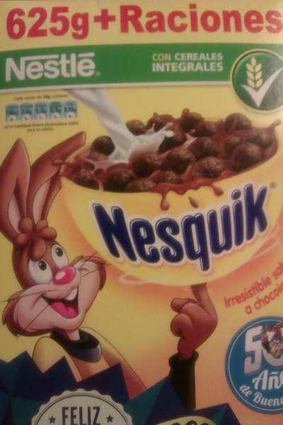 cereales nesquik integrales