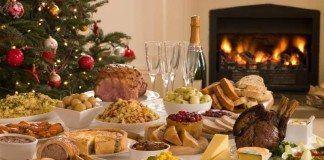 comidas navidad