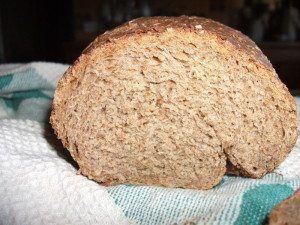 Pan integral, receta en Dime Qué Comes