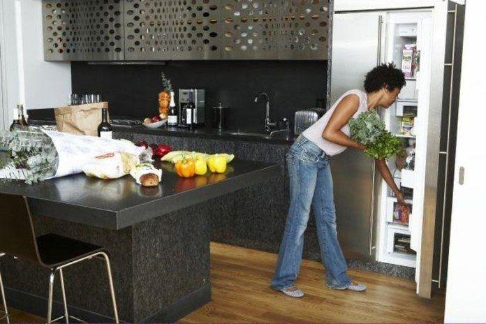como guardar comida nevera