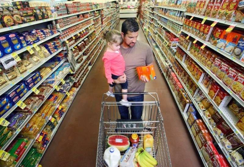 In the supermarket … What do we buy? Some keys to understanding our consumption patterns in food establishments