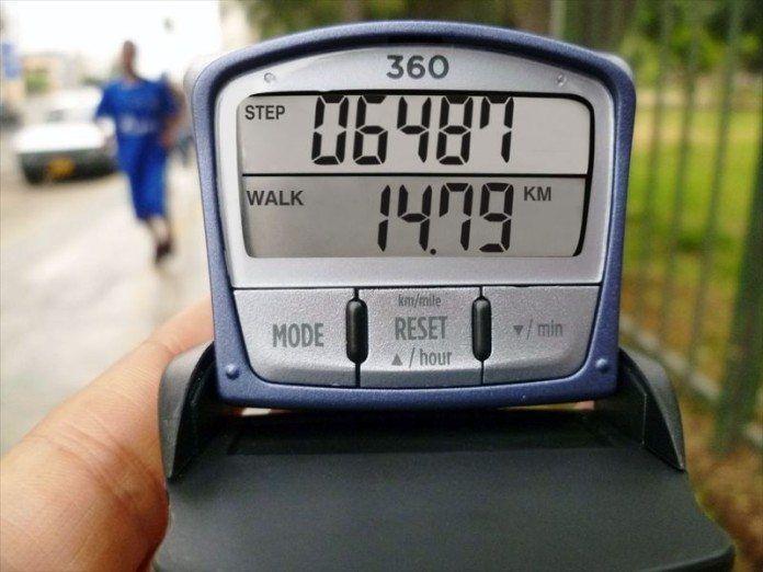 obejtivo 10000 pasos