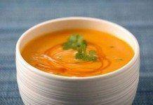 pure calabacin zanahoria
