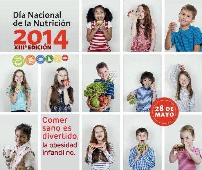 dia naciona de la nutricion 2014