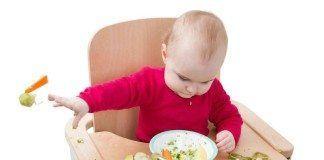 texturas comida bebes