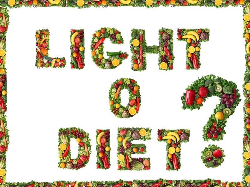 El engaño de los alimentos 'LIGHT'