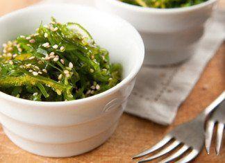 comer algas