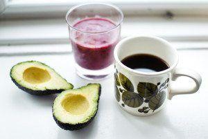 Hay que elegir alimentos de buena calidad nutritiva.