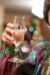 Calorías alcohol_navidad_Alimmenta