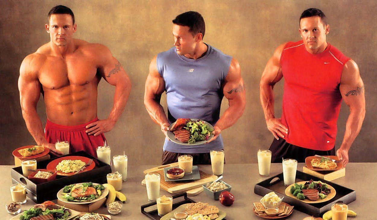 desayuno deportes fuerza