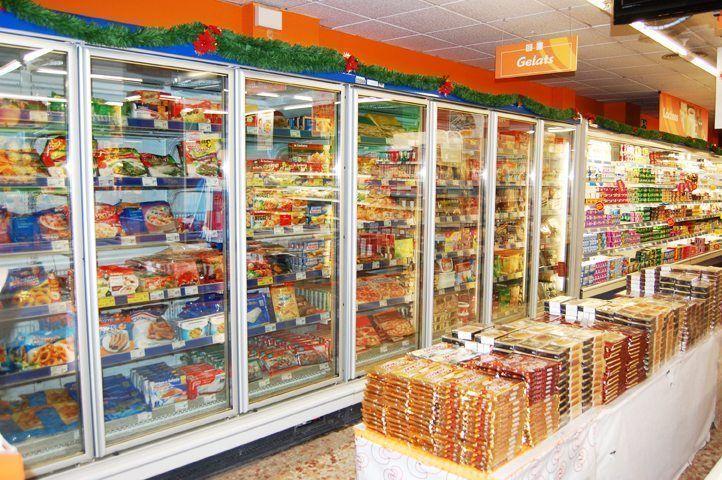 turrones supermercados