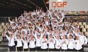 Todos los equipos participantes del MDAS