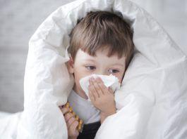 resfriado infantil
