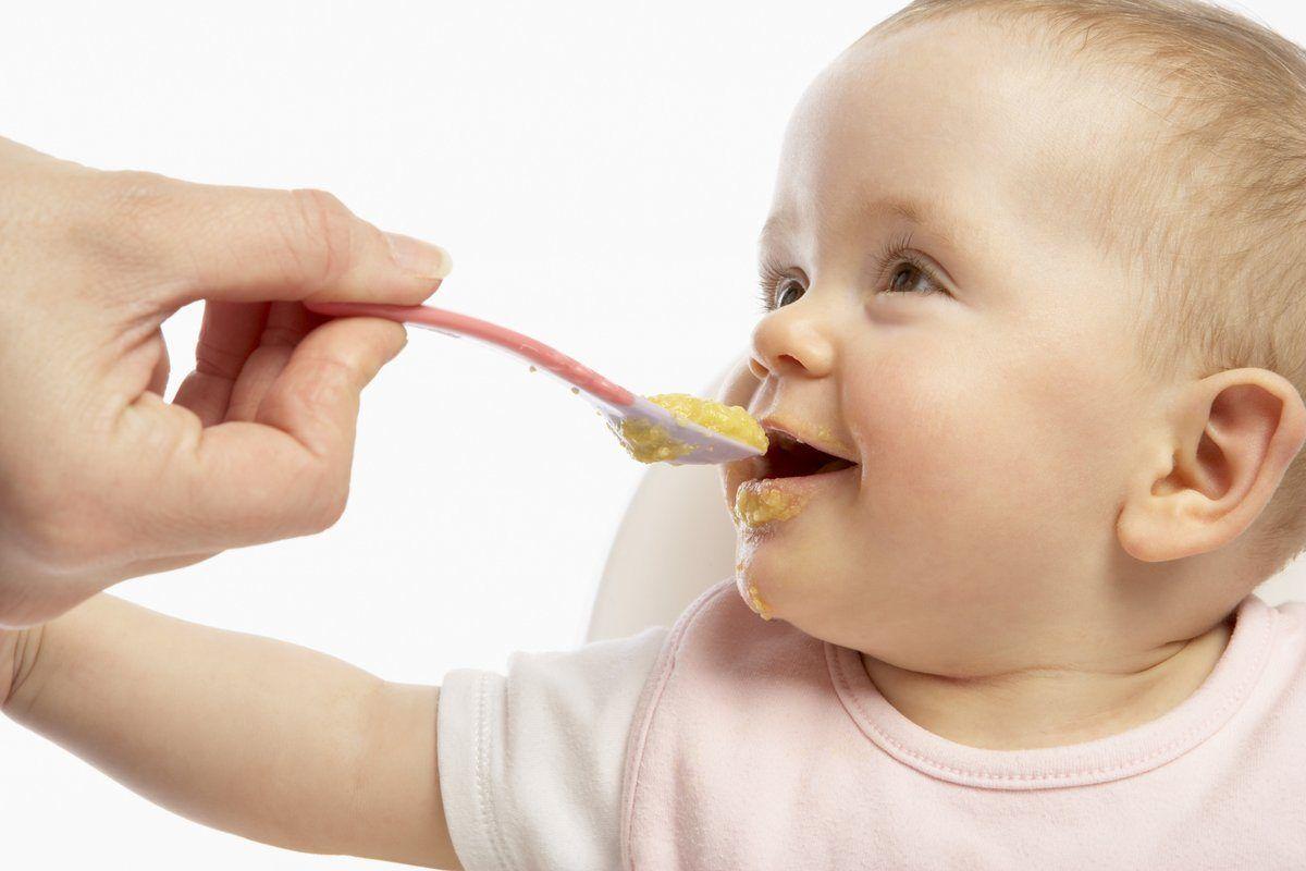 comida bebes