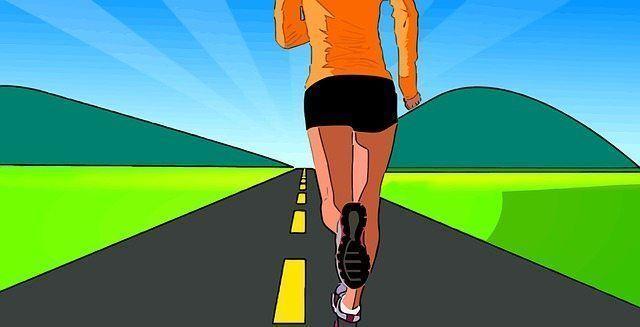 running weight photo