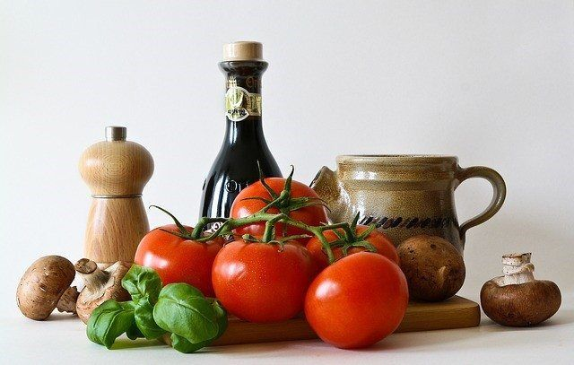 alimentacion mediterranea en niños