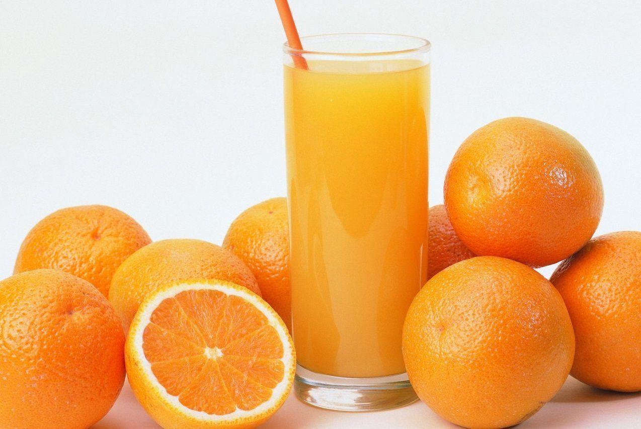 zumo o fruta
