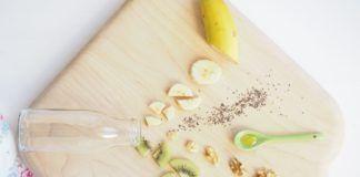 smoothie con kiwi