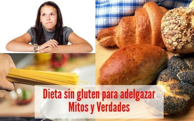 plan de dieta libre de gluten para bajar de peso pdf
