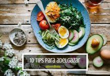 Plato con verduras y huevo
