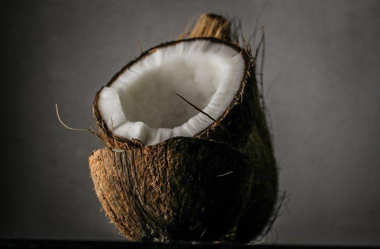 aceite de coco saludable