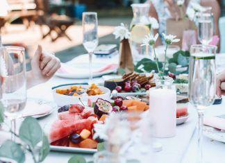 banquetes saludables