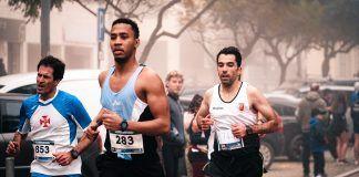 Molestias digestivas atletas