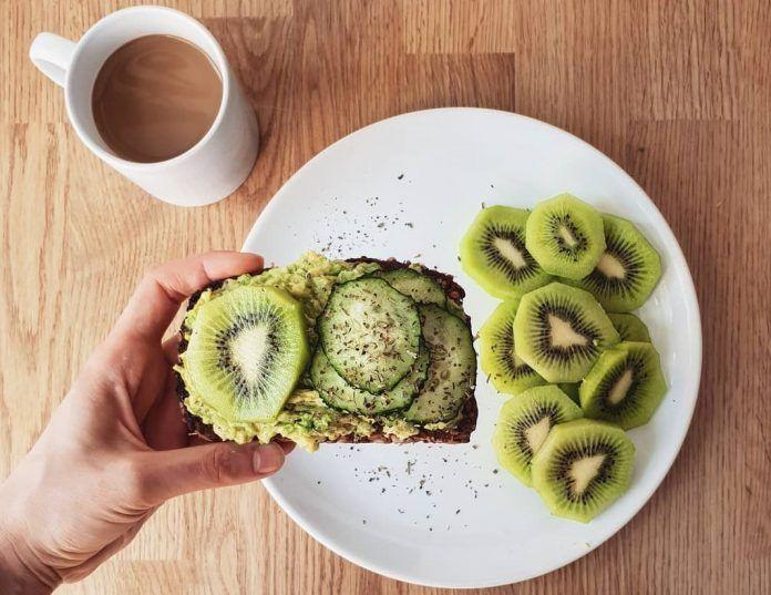 desayunos con kiwi