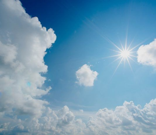 Día soleado