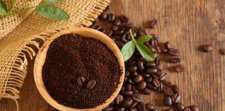 Café en grano y molido