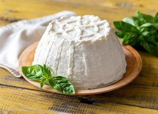 nutrientes del queso ricotta