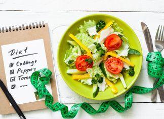 Conceptos de dieta para perder peso